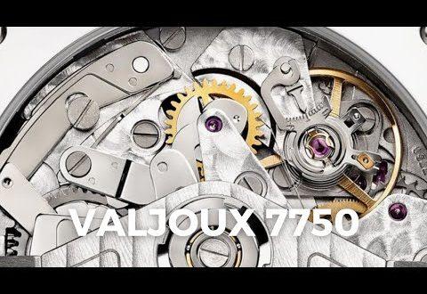 valjoux 7750